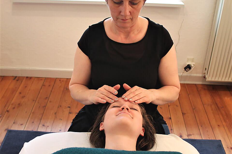 Kranio Sakral Terapi - en blid behandling